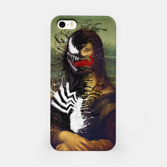 Mona Lisa Venom iPhone Case thumbnail image