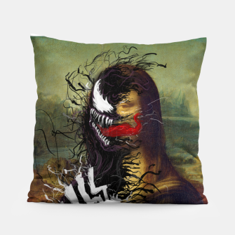 Mona Lisa Venom Pillow thumbnail image