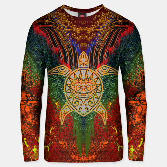 Turtle Worship Unisex sweater thumbnail image