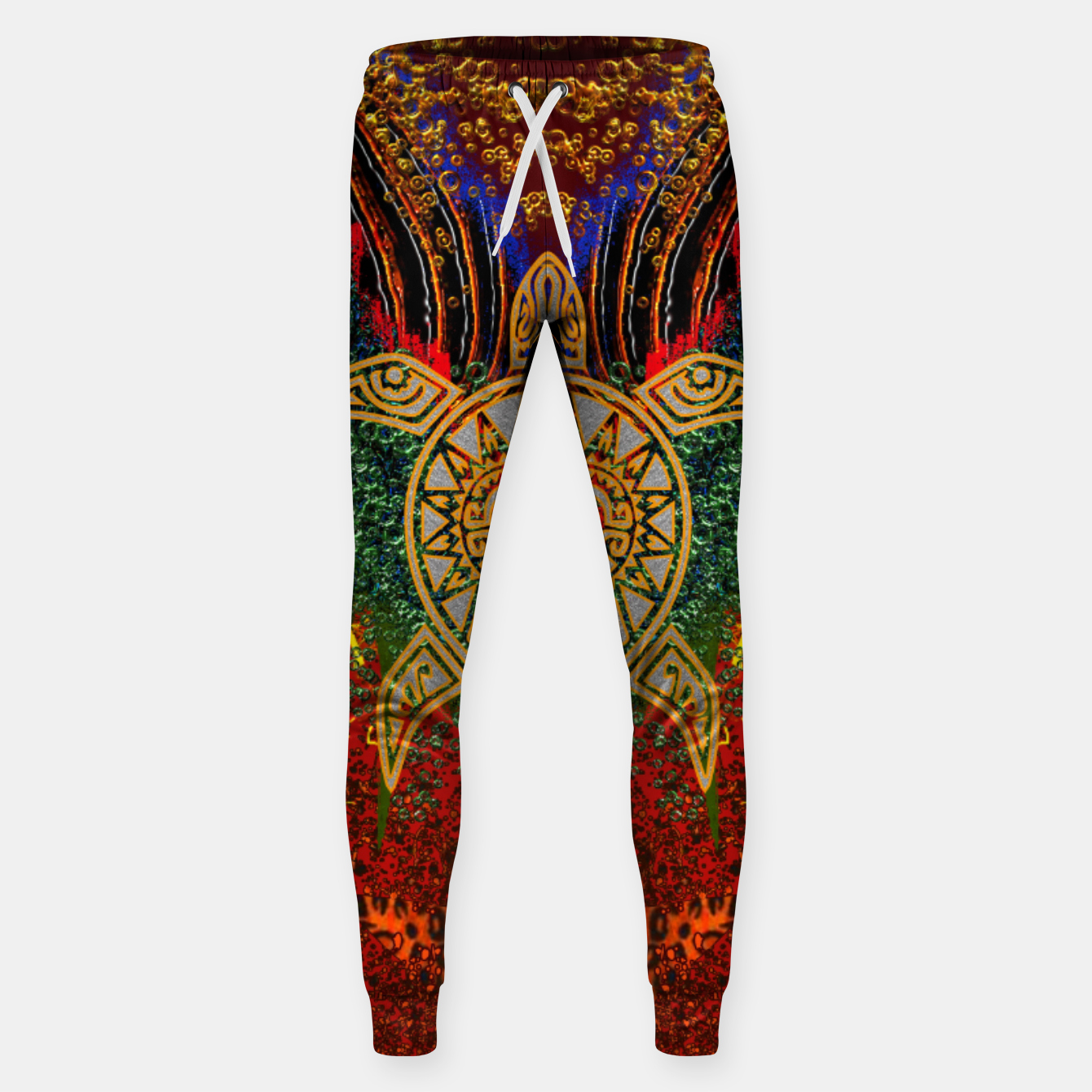Image of  Turtle Worship Sweatpants - Live Heroes