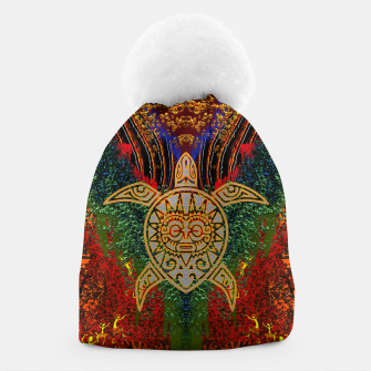 Thumbnail image of  Turtle Worship Beanie, Live Heroes
