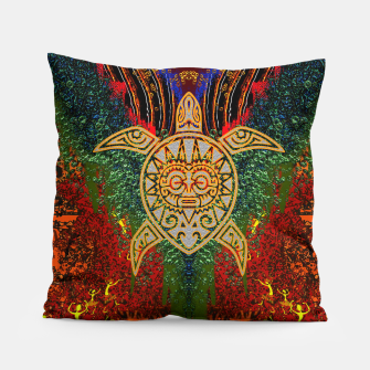 Turtle Worship Pillow thumbnail image