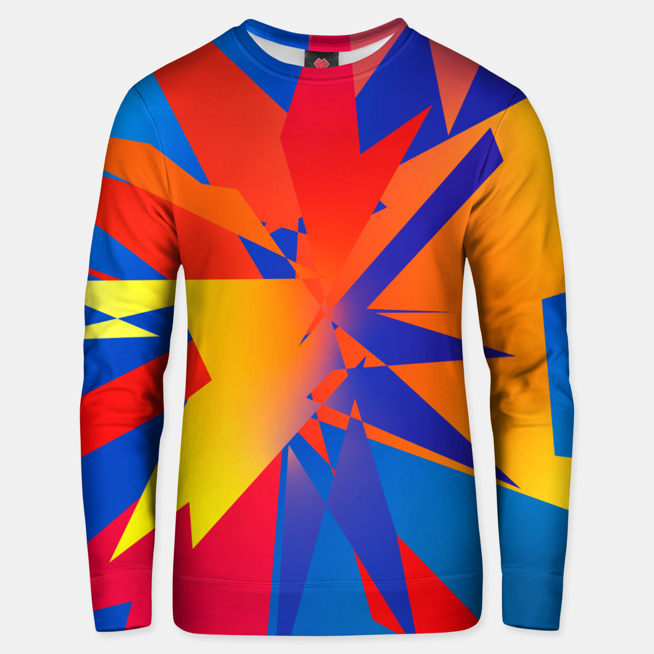 Image of Abstraction Square no 03 Bluza unisex - Live Heroes