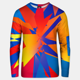 Thumbnail image of Abstraction Square no 03 Bluza unisex, Live Heroes