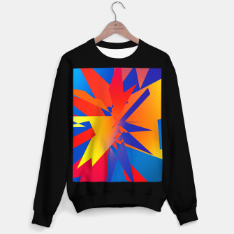 Thumbnail image of Abstraction Square no 03 Bluza standard, Live Heroes
