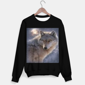 Wolf Sweater regular thumbnail image