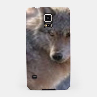Wolf Samsung Case thumbnail image