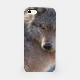 Wolf iPhone Case thumbnail image