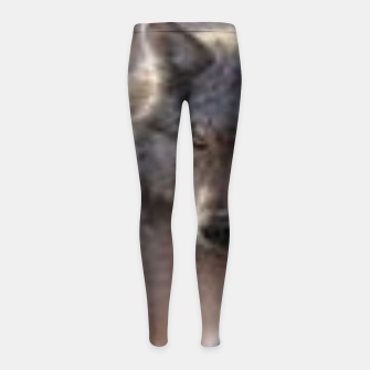 Wolf Girl's leggings thumbnail image
