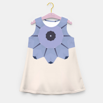 Thumbnail image of SAHARASTREET-SS161 Girl's summer dress, Live Heroes