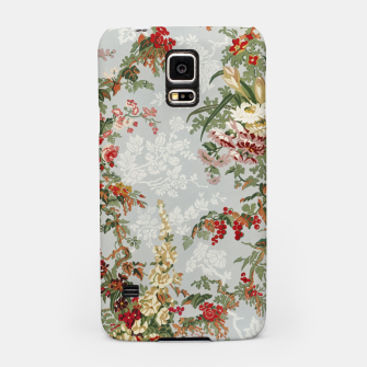 Thumbnail image of Floral in grey Samsung Case, Live Heroes