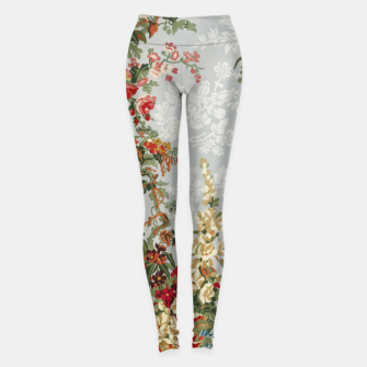 Floral in grey Leggings thumbnail image
