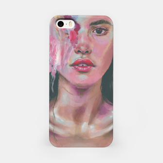 Thumbnail image of dysmorphia iPhone Case, Live Heroes