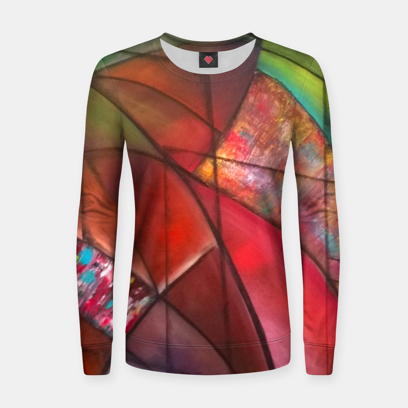 Image of fara nume Women sweater - Live Heroes