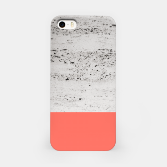 Living Coral on Concrete #1 #decor #art iPhone-Hülle thumbnail image