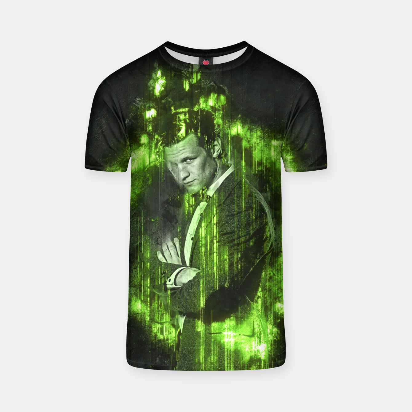 Image of Green Time Camiseta - Live Heroes
