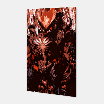 Red Supreme Demon Canvas thumbnail image