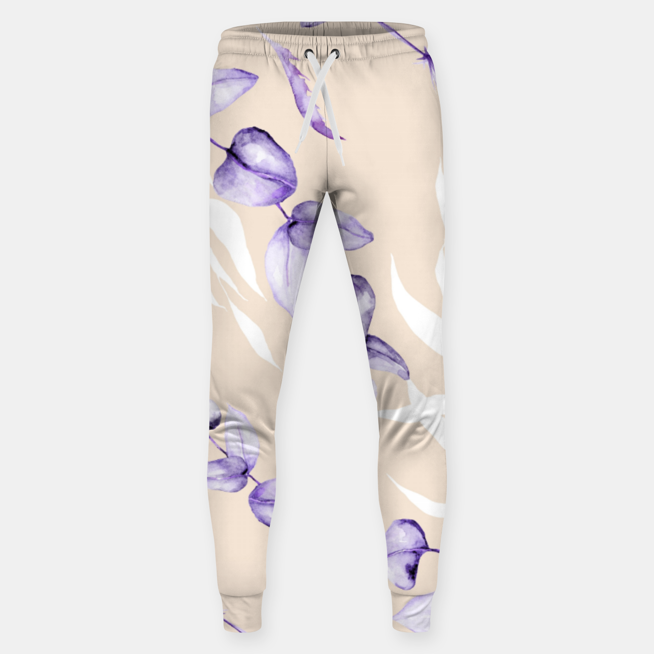 Image of Floral Boho Watercolor Pattern Hosen - Live Heroes