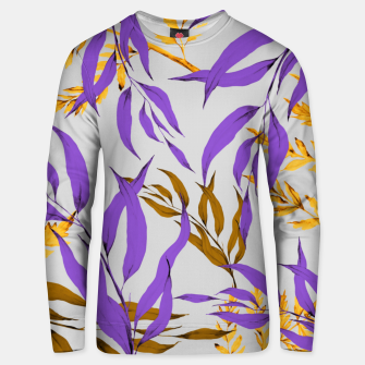 Floral Boho Watercolor Pattern Unisex sweatshirt thumbnail image