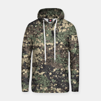 Thumbnail image of Hexagonal camouflage Hoodie, Live Heroes