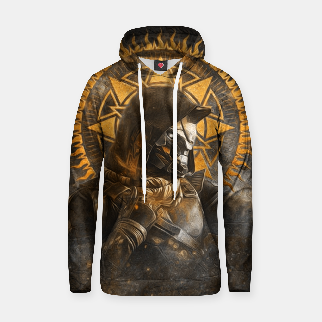 Image of Hunter Legend Sudadera con capucha - Live Heroes