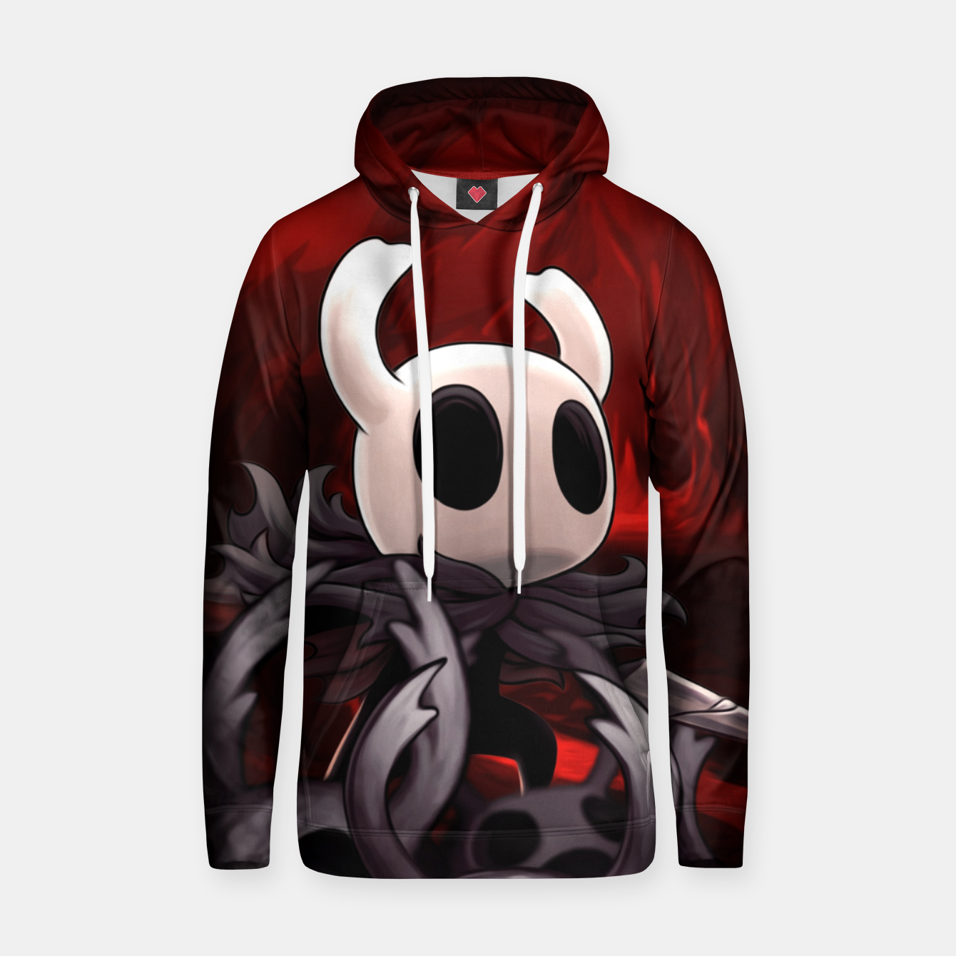 Image of Hollow Warrior Sudadera con capucha - Live Heroes