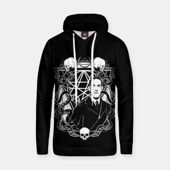 H.P. Lovecraft Hoodie thumbnail image
