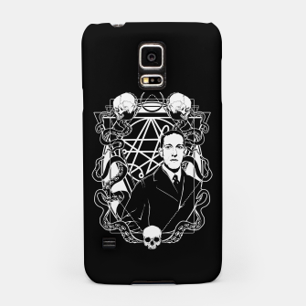 Thumbnail image of H.P. Lovecraft Samsung Case, Live Heroes