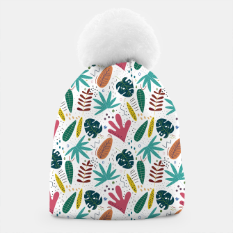 Exotic leaves Gorro thumbnail image