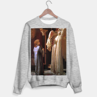 Thumbnail image of Light of the Harem by Lord Frederic Leighton Sweater regular, Live Heroes