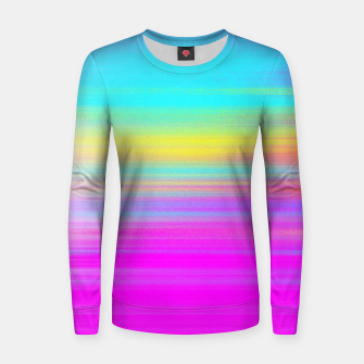 Thumbnail image of ACID C Women sweater, Live Heroes