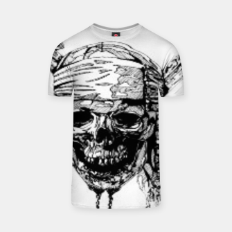 Thumbnail image of Pirate T-shirt, Live Heroes