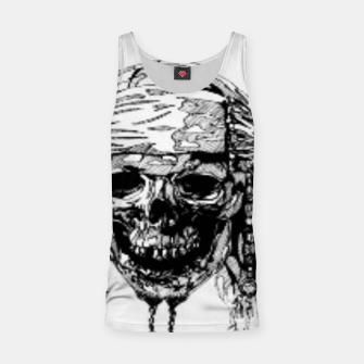 Thumbnail image of Pirate Tank Top, Live Heroes