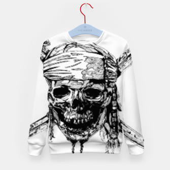Thumbnail image of Pirate Kid's sweater, Live Heroes