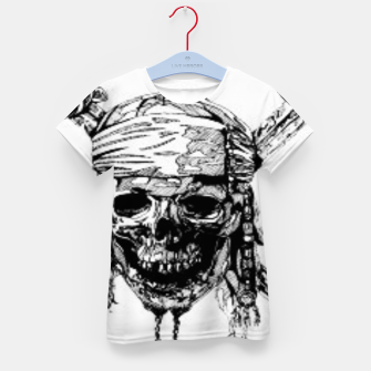 Thumbnail image of Pirate Kid's t-shirt, Live Heroes