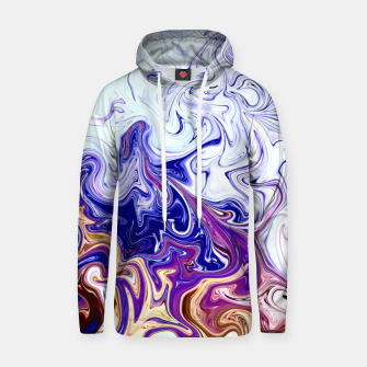 Thumbnail image of Crazy Swirls Kapuzenpullover, Live Heroes