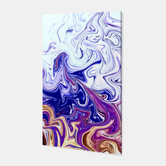 Thumbnail image of Crazy Swirls Canvas, Live Heroes