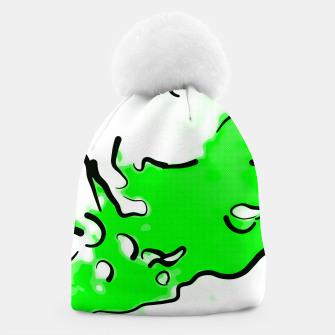 Miniature de image de spotted abstract line art 2 absde Beanie, Live Heroes