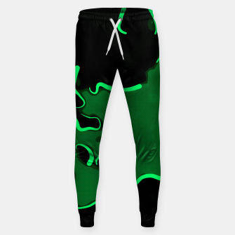 spotted abstract line art 2 absmagi Sweatpants thumbnail image