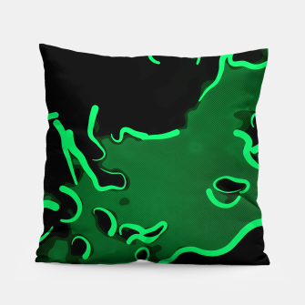 spotted abstract line art 2 absmagi Pillow thumbnail image