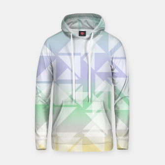 Imagen en miniatura de Colorful triangles composition Hoodie, Live Heroes