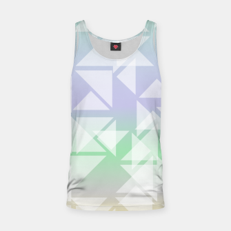 Imagen en miniatura de Colorful triangles composition Tank Top, Live Heroes