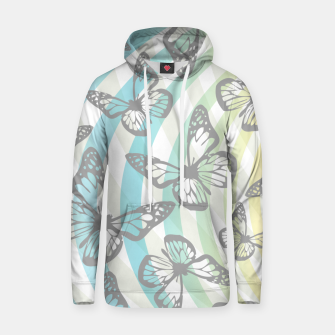 Thumbnail image of Butterflies and swirls  Hoodie, Live Heroes