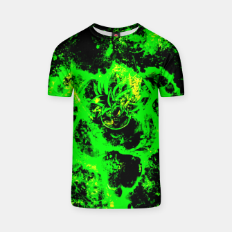 Thumbnail image of Green Legend Camiseta, Live Heroes