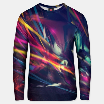 Thumbnail image of Abstract Bluza unisex, Live Heroes
