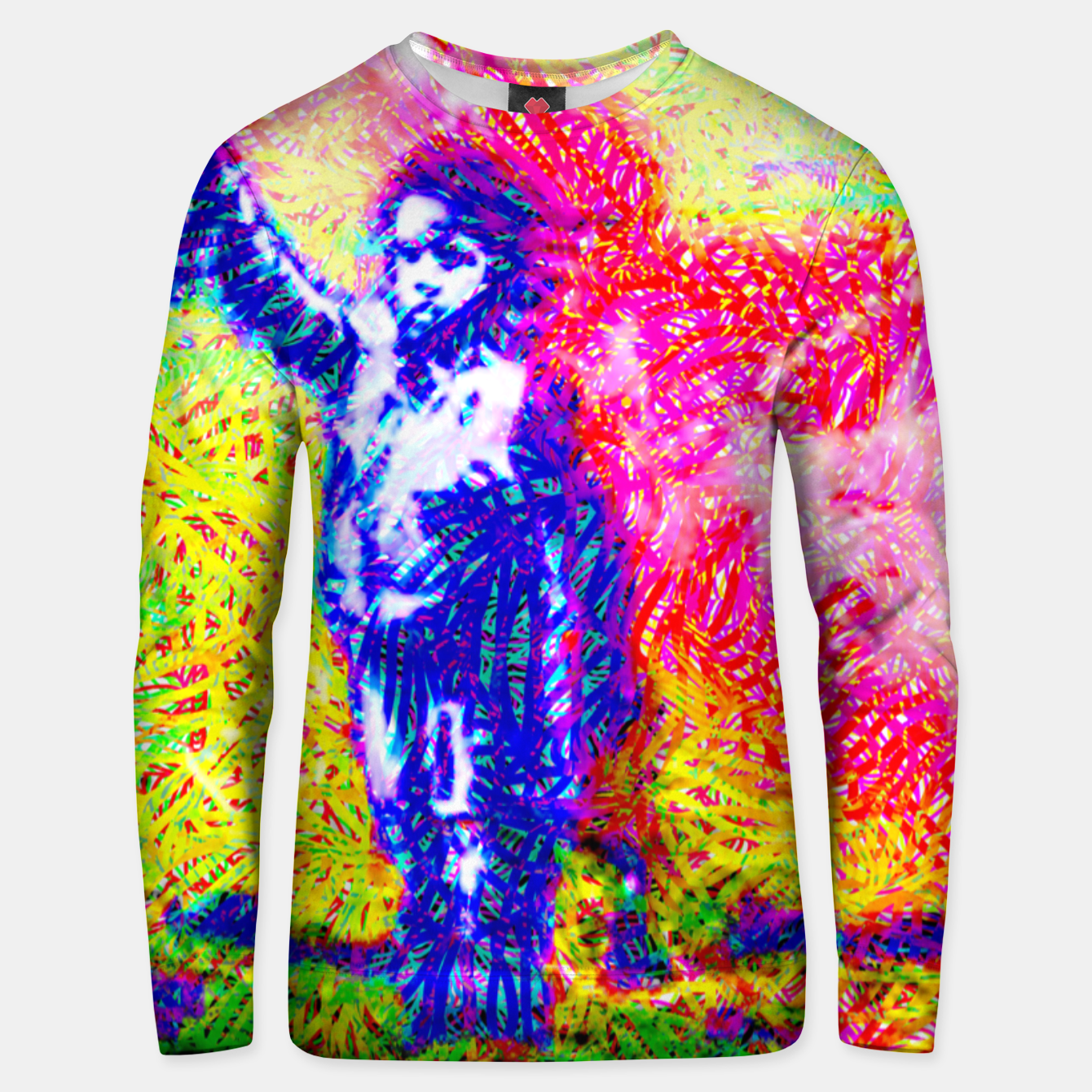 Image of bksy Unisex sweater - Live Heroes