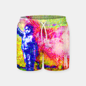 Thumbnail image of bksy Swim Shorts, Live Heroes