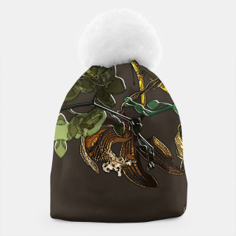 Thumbnail image of Orchid garden Beanie, Live Heroes