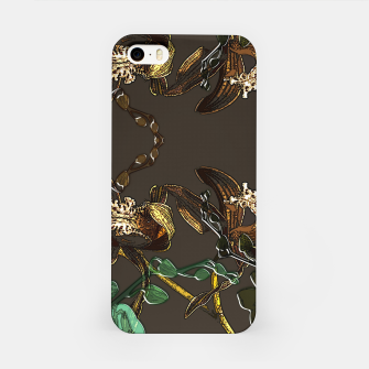Thumbnail image of Orchid garden iPhone Case, Live Heroes