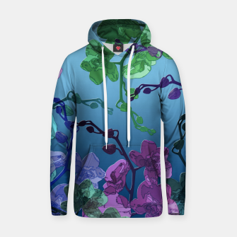 Thumbnail image of Orchid garden 2 Hoodie, Live Heroes